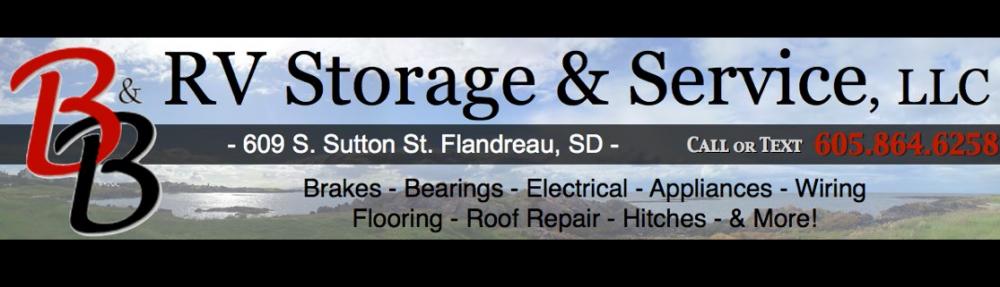 B&B RV Storage & Service, LLC